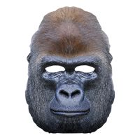 Bild på Gorilla Pappmask