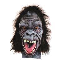 Bild på Gorillamask i Gummi - One size