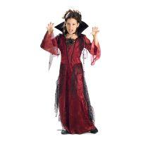 Bild på Gotisk Vampyra Barn Maskeraddräkt - Small