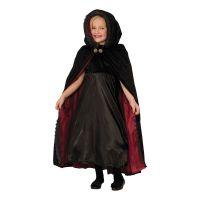 Bild på Gotisk Vampyrcape för Barn - One size