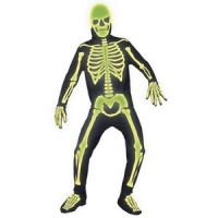 Bild på Gravplats ben maskeraddräkt