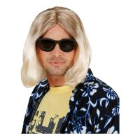 Bild på Grunge Blond Peruk - One size