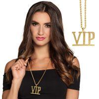 Bild på Guldhalsband VIP