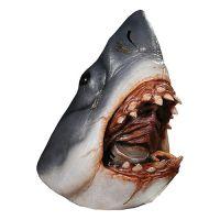 Bild på Hajen Latexmask - One size