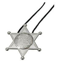 Bild på Halsband med sheriff märke