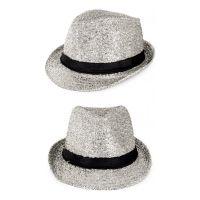 Bild på Hatt Glitter/Silver - One size