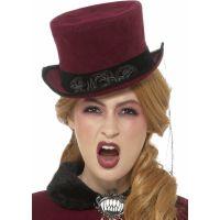 Bild på Hatt Viktoriansk Vampyr Deluxe