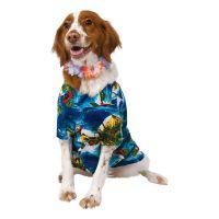 Bild på Hawaii Hund Maskeraddräkt - Small