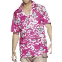 Bild på Hawaii-skjorta maskeraddräkt