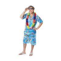 Bild på Hawaiian Man Maskeraddräkt - One size