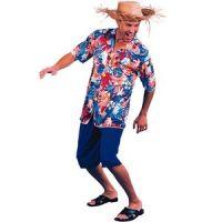 Bild på Hawaiian - maskeraddräkt man