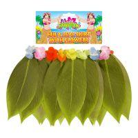Bild på Hawaiikjol med Blommor