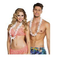 Bild på Hawaiikransar Vita - 25-pack