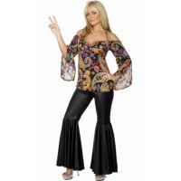 Bild på Hippie-dräkt dam