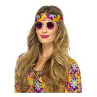 Bild på Hippie Glasögon Lila