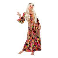 Bild på Hippie Långklänning Maskeraddräkt - Small