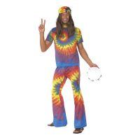 Bild på Hippie Man Maskeraddräkt - One size