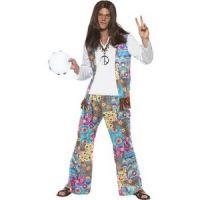 Bild på Hippie maskeraddräkt man
