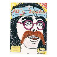 Bild på Hippie Mustasch - Brun