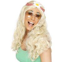 Bild på Hippie Peruk Blond