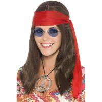 Bild på Hippie Peruk med Kit