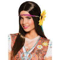Bild på Hippie Peruk med Solros