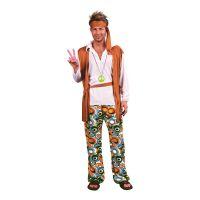 Bild på Hippie Plus-size Maskeraddräkt - Plus-size