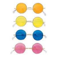 Bild på Hippieglasögon Runda
