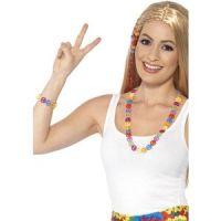 Bild på Hippiehalsband &amp  armband