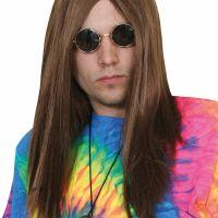 Bild på Hippieperuk  brun