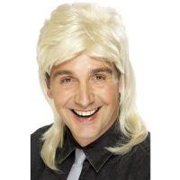 Bild på Hockeyfrilla peruk blond