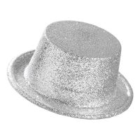 Bild på Höghatt Glitter Silver - One size