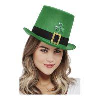 Bild på Höghatt St Patricks Day Grön - One size