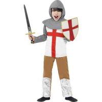 Bild på Horrible Histories riddare maskeraddräkt