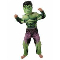 Bild på Hulken Maskeraddräkt Barn Small