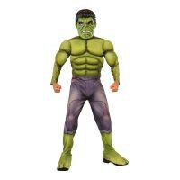 Bild på Hulken med Muskler Barn Maskeraddräkt - Small