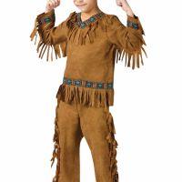 Bild på Indiandräkt  barn