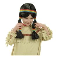 Bild på Indianflicka Peruk - One size