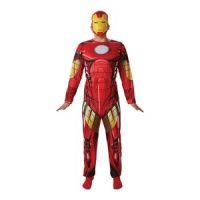 Bild på Iron Man maskeraddräkt - Vuxen