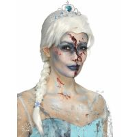 Bild på Isdrottning Peruk Zombie