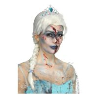 Bild på Isprinsessa Zombie Peruk - One size