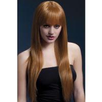 Bild på Jessica peruk kastanjebrun