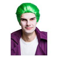 Bild på Joker Grön Peruk - One size