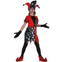 Bild på Joker klänning maskeraddräkt - barn