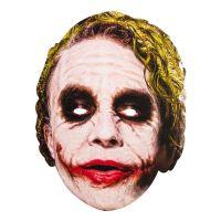 Bild på Jokern Dark Knight Pappmask - One size