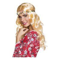 Bild på Joy Blond Peruk med Pannband - One size