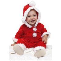 Bild på Jultomte bebis maskeraddräkt 0-1 år