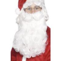 Bild på Jultomte skägg deluxe