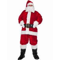 Bild på Jultomtedräkt Deluxe (Standard)