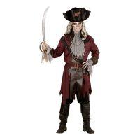 Bild på Kapten Krok Spöke Maskeradderaddräkt - One size